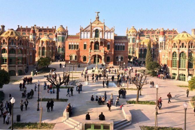 Sant Pau, Barcellona