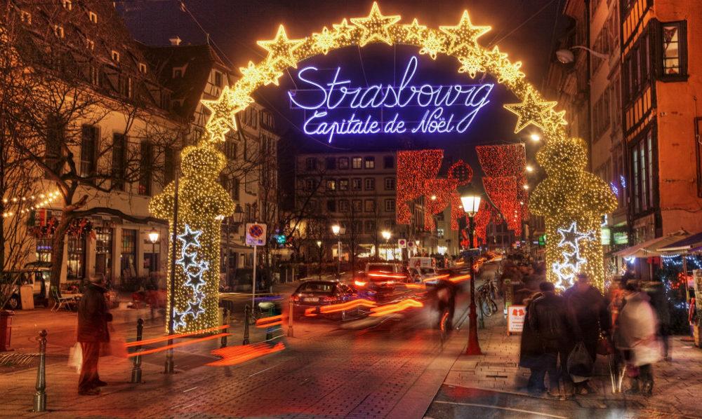 Natale a Strasburgo
