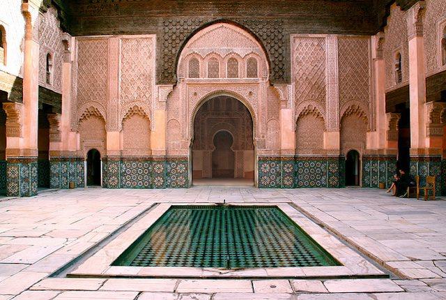 Medersa di Ben Youssef, Marrakech