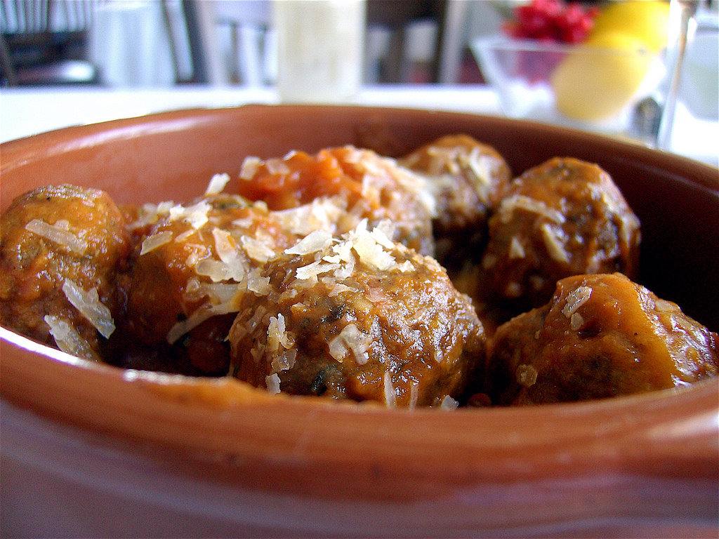 Albondigas, da mangiare a Natale in Spagna