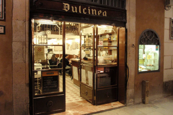 Granja Dulcinea, Barcellona