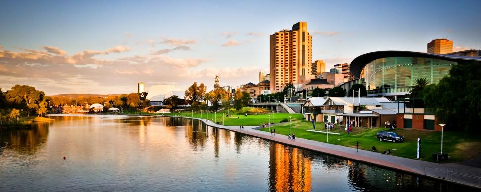 Dettagli webcam Adelaide