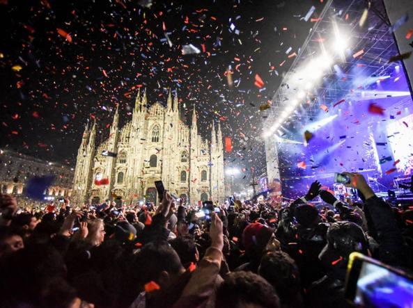 Capodanno a milano tra musica e arte tgtourism for Capodanno a milano