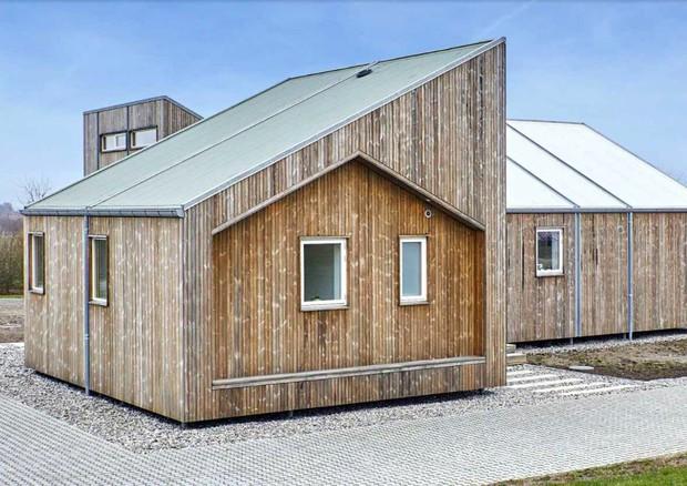 Danimarca costruita la prima casa biologica tgtourism - Agevolazioni costruzione prima casa 2017 ...
