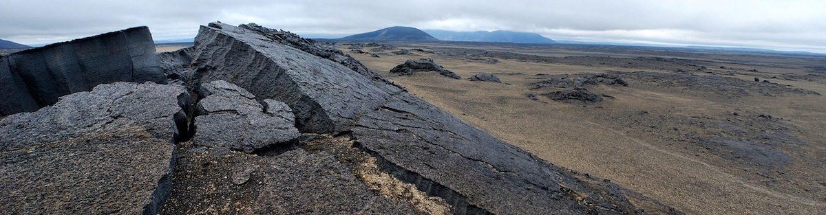 Askja, Islanda