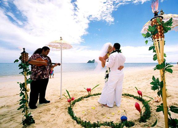 Cerimonia hawaiana