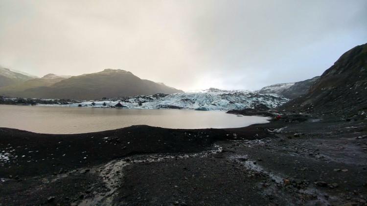 Ghiacciaio Sólheimajökull, Islanda