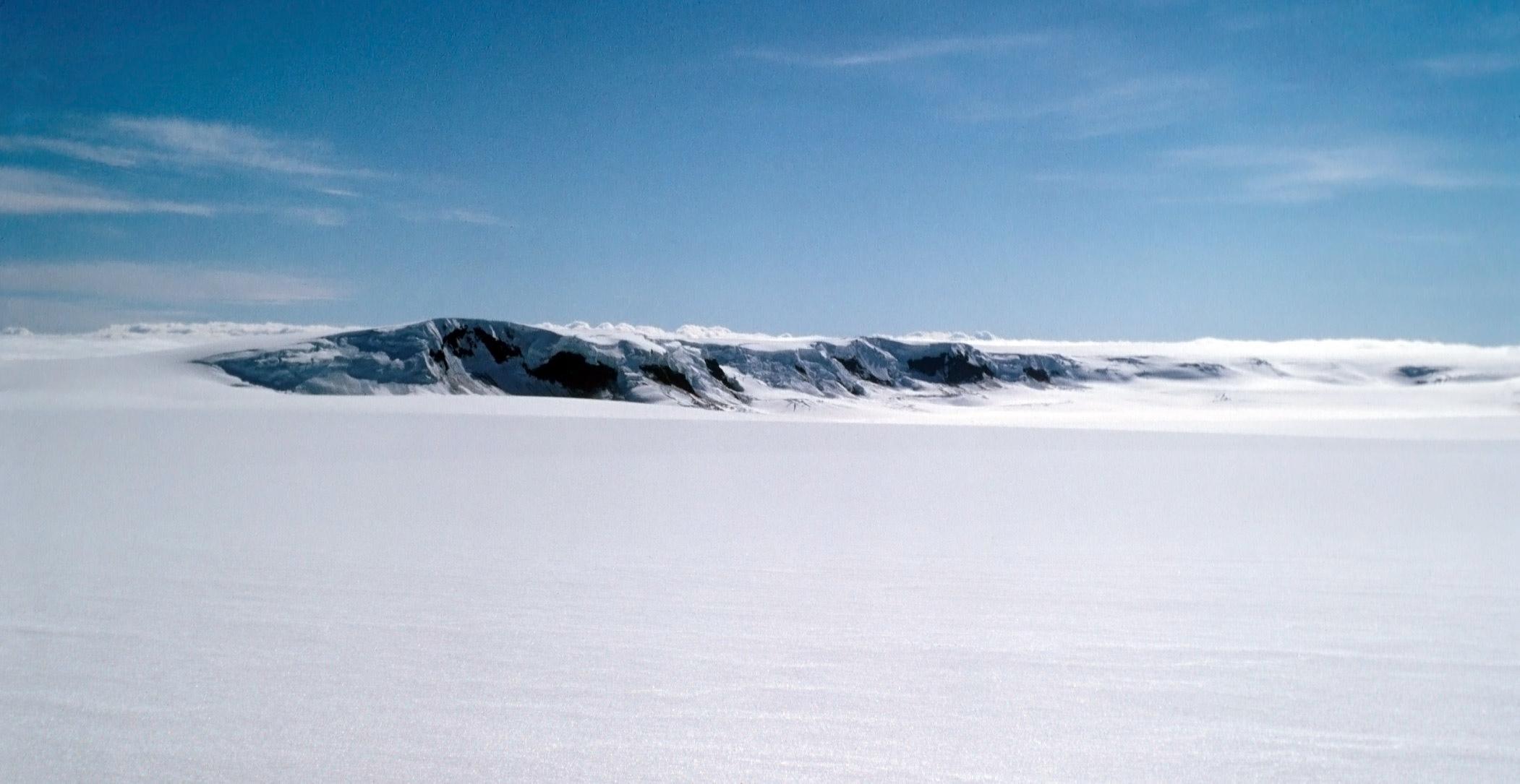 Grimsvötn, Islanda