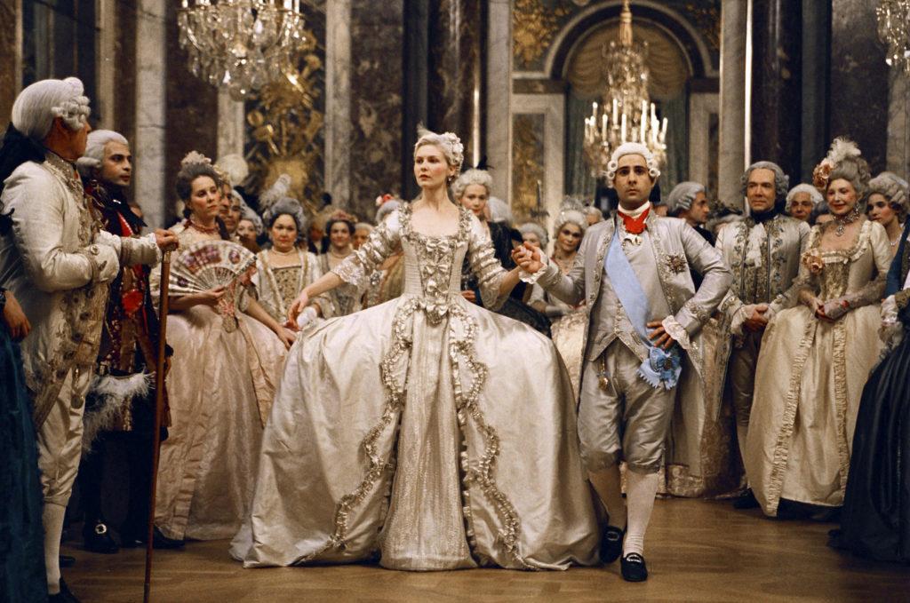 Abito da sposa a Marie Antoinette