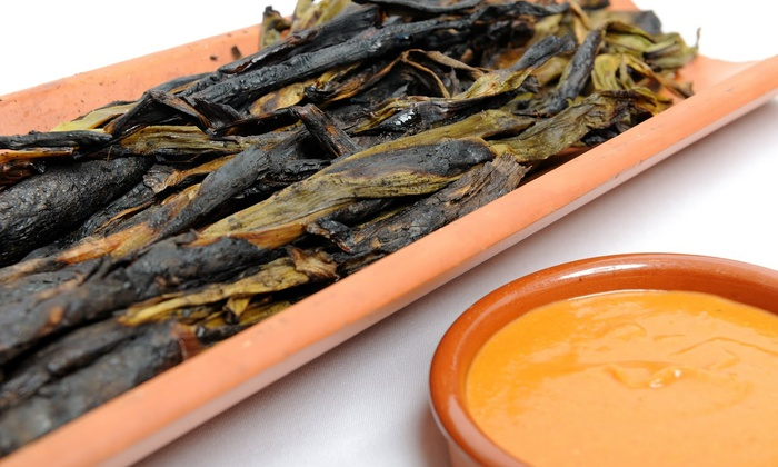 Calçots (piatto tipico della cucina catalana)