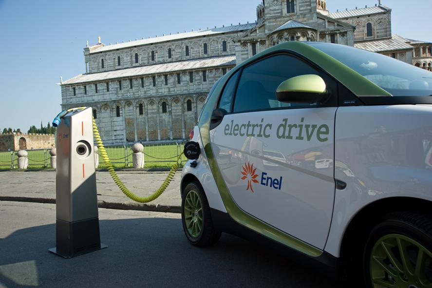 Mobilità sostenibile in Italia: accordo Enel MiBACT