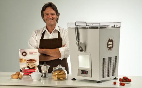Meesoo, il tiramisù espresso in 30 secondi
