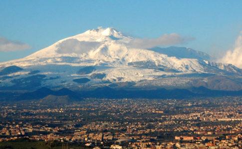 Etna Cristalli ricordano le passate eruzioni