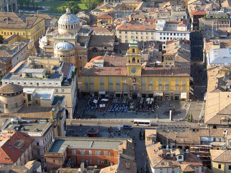 Parma Capitale Italiana della Cultura 2020.