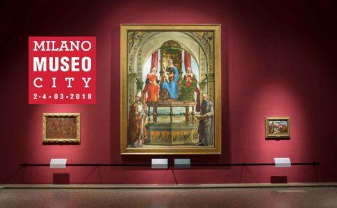 Museocity, dal 2 al 4 marzo Milano torna ad essere un museo a cielo aperto