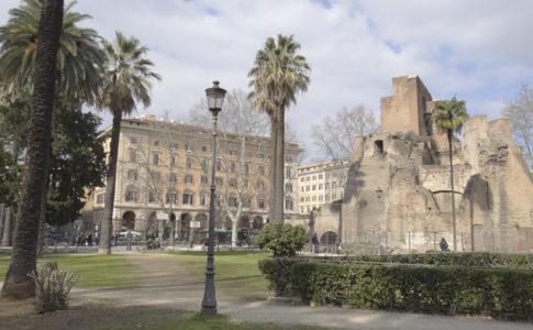 Roma clochard violentata a piazza vittorio