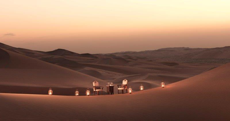 San Valentino ad Abu Dhabi: fuga romantica nel lusso degli Emirati