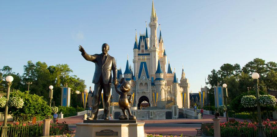 Il più grande parco dei divertimenti del mondo: il Walt Disney World Resort  - TgTourism