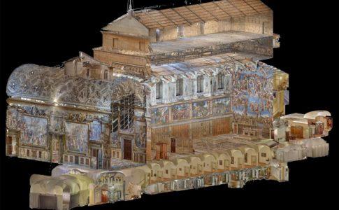 Sistina Experience, i Musei Vaticani in 3D in giro per il mondo