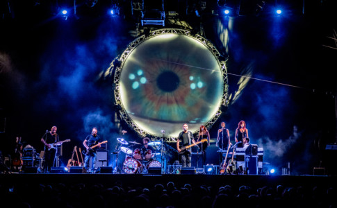I Pink Floyd Legend eseguono live a Milano la suite di Atom Heart Mother