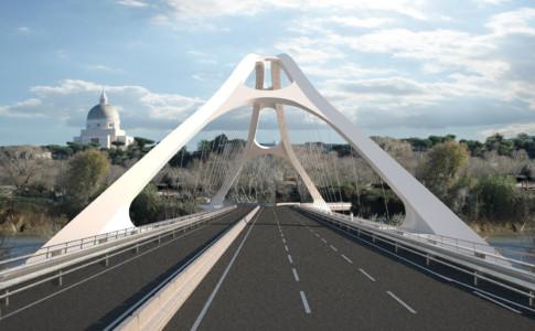 adio Roma, approvata delibera per la realizzazione del Ponte dei Congressi