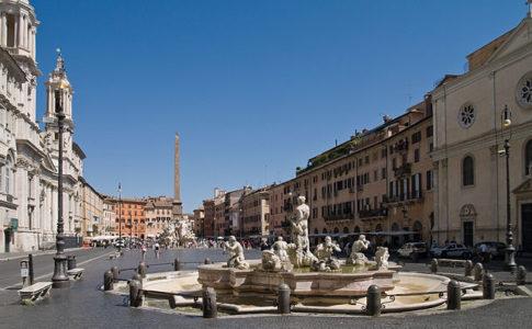 Roma, sanzionato finto hotel vicino Piazza Navona