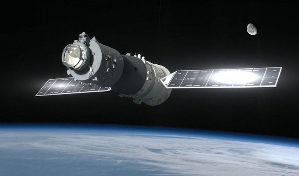 Navicella spaziale cinese, caduta prevista per la mattina di Pasqua