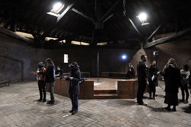 Beyond the Castle, la realtà virtuale al Castello Sforzesco di Milano
