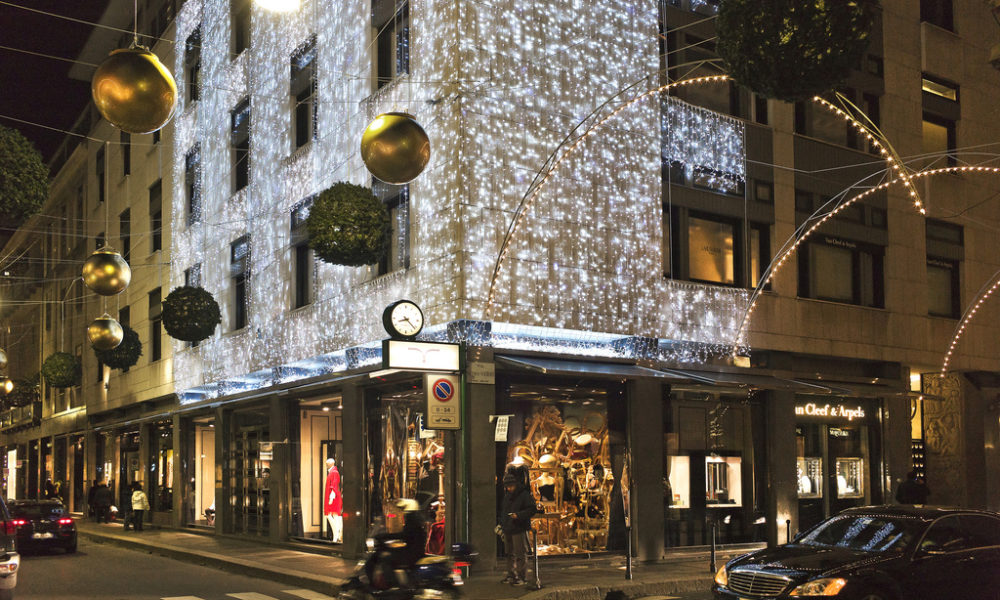Shopping di lusso, Italia meta preferita dai turisti extra Ue
