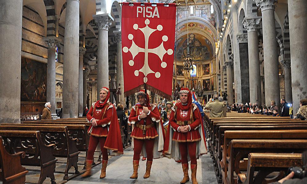 Pisa, il 25 marzo si festeggia il Capodanno Pisano 2019
