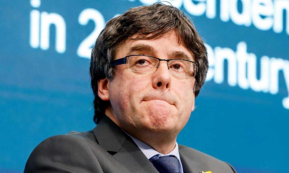 Carles Puigdemont, presidente della Generalitat (Catalogna)