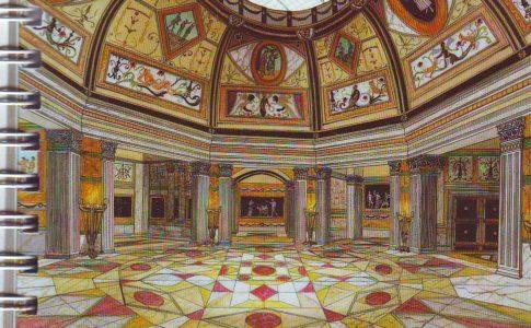 Roma, presentato il restauro della Domus Aurea di Nerone