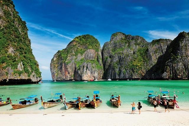Thailandia: Phi Phi Island e Maya Bay aperte per tutta la stagione