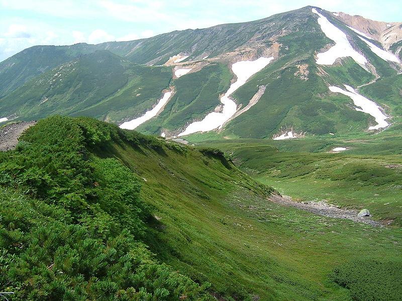 Parco Nazionale di Daitsetsuzan, Hokkaido