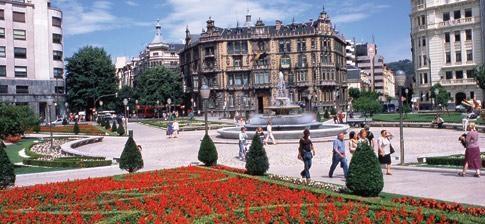 """Bilbao, la """"migliore città europea del 2018"""""""