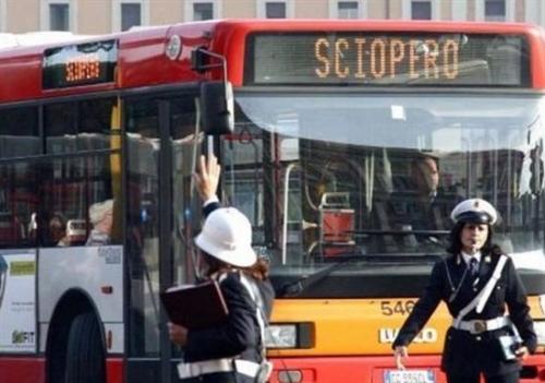 Roma, sciopero dei mezzi