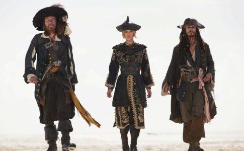 Ai confini del mondo con i Pirati dei Caraibi: su Sky un canale dedicato
