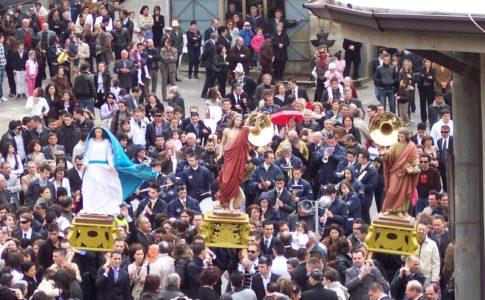 Pasqua, le tradizioni più curiose in Italia