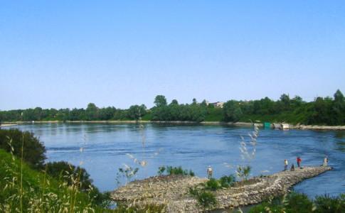 Il Po torna navigabile, nuova conca a Isola Serafini