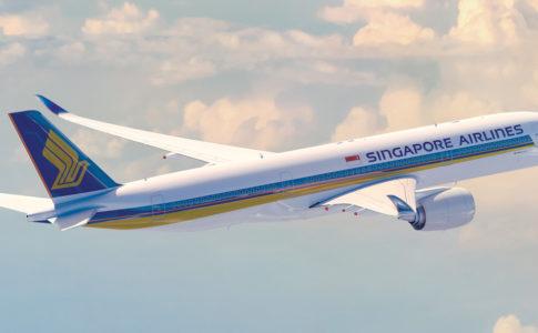 Singapore Airlines premiata come migliore compagnia aerea del 2018