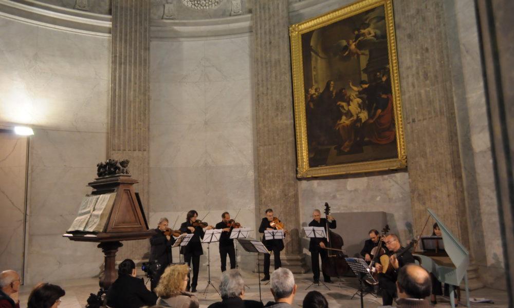 Suoni in Basilica, Napoli