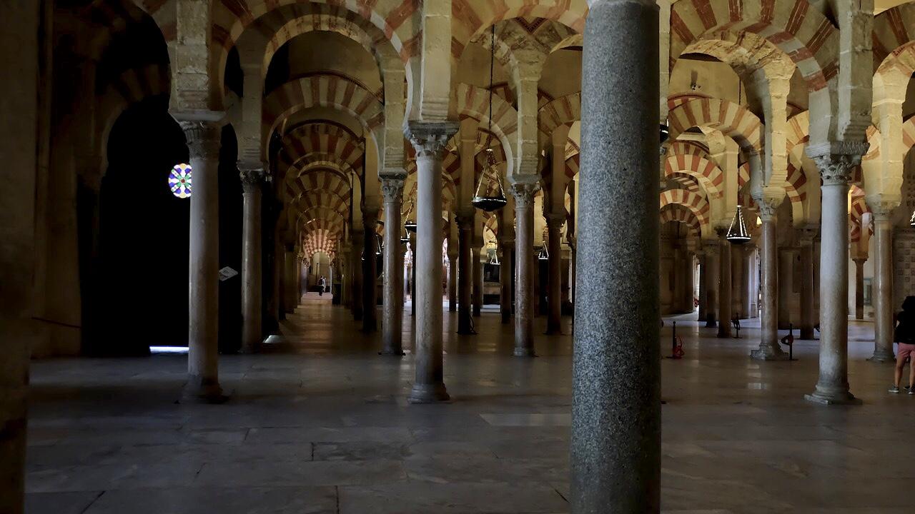 Moschea di Cordova, Andalusia