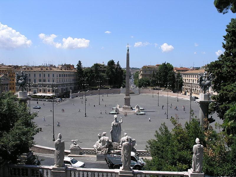 Campi Da Tennis Roma.Roma Ricorso Codacons Contro Il Campo Da Tennis A Piazza Del Popolo