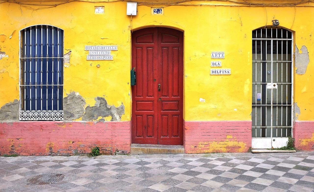 Strade di Siviglia, Andalusia