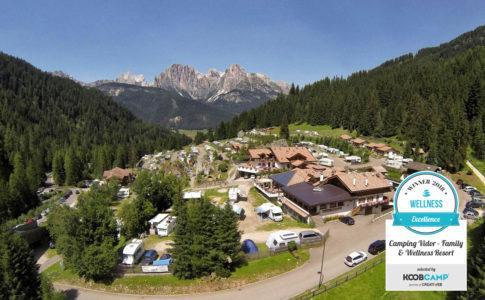 I 10 migliori campeggi e villaggi per il benessere