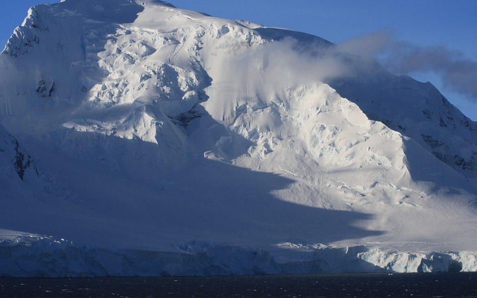 scioglimento dei ghiacci in antartide