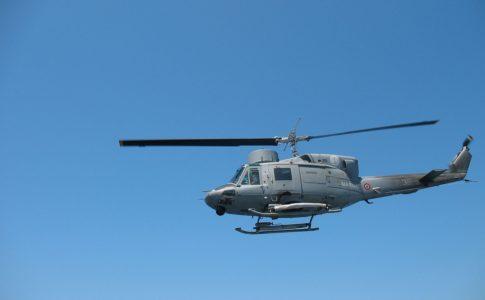 Mediterraneo, incidente di un elicottero della Marina Militare: un morto
