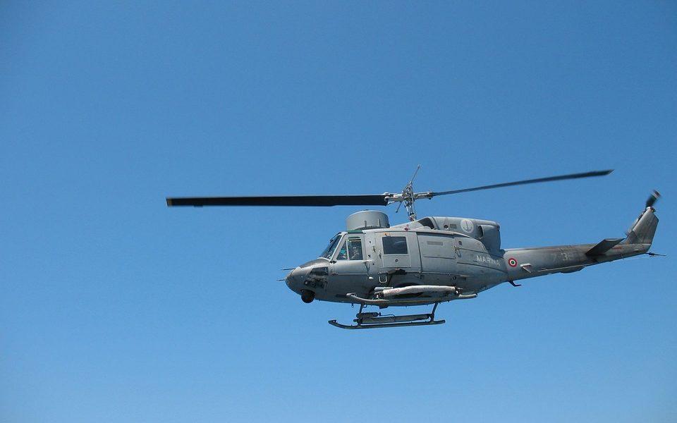 Elicottero Incidente : Mediterraneo incidente di un elicottero della marina