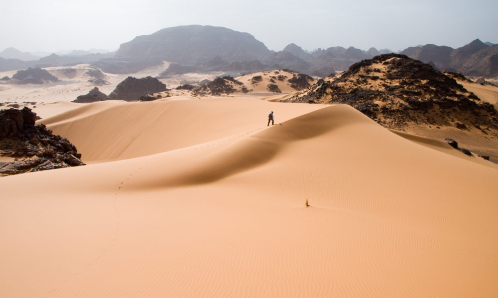 Il Deserto del Sahara è cresciuto del 10% nell'ultimo secolo