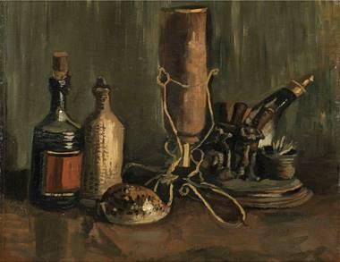 terzo van gogh al Noordbrabants Museum